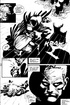 Extrait de Sin City: That yellow bastard -INT- That yellow bastard