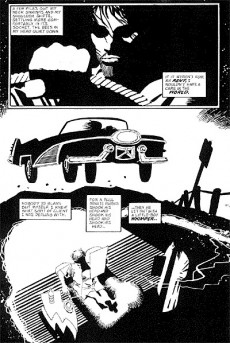 Extrait de Sin City: Hell and back -INT- Hell and back