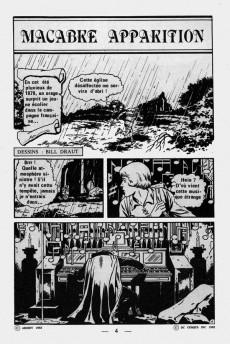 Extrait de Spectral (2e série) -18- Macabre apparition
