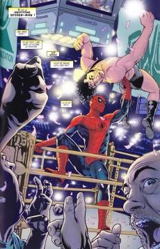 Extrait de Spider-Man (100% Marvel) -8- Un grand pouvoir