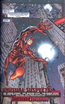 Extrait de Spider-Man (et les héros Marvel) -2- La justice selon Daredevil