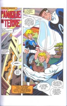 Extrait de Spider-Man (et les héros Marvel) -5- L'épopée des Fantastic Four
