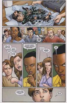 Extrait de Ultimate Spider-Man (1re série) -64- Le retour d'Omega Red et du Shocker
