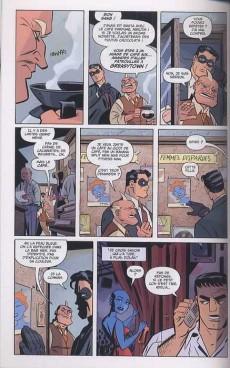 Extrait de Le spirit (DC heroes) -2- Bombe à retardement