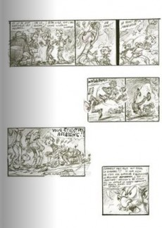 Extrait de Spirou et Fantasio (Une aventure de.../Le Spirou de...) -3TL1- Le tombeau des Champignac