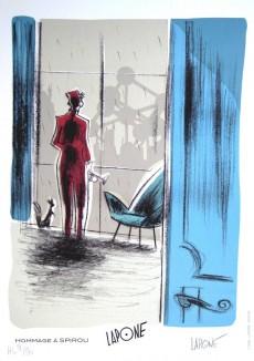 Extrait de Spirou et Fantasio (Une aventure de.../Le Spirou de...) -5TT- Le groom vert-de-gris