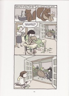 Extrait de Squirrel mother (the) - The Squirrel mother