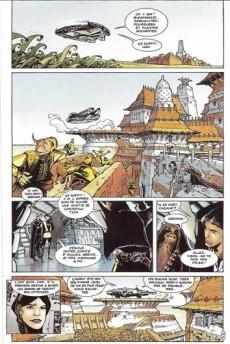 Extrait de Star Wars - Le cycle de Thrawn (Dark Horse) -1a97- L'héritier de l'Empire - Tome 1