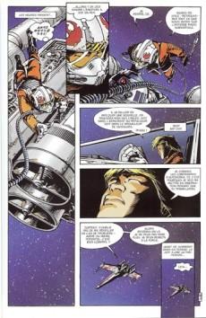 Extrait de Star Wars - Le cycle de Thrawn (Dark Horse) -2a97- L'héritier de l'Empire - Tome 2