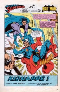 Extrait de Superman - Collection le Monde de Krypton -5- Kidnappé!