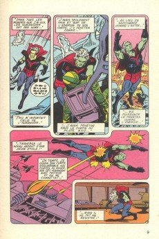 Extrait de Superman (Poche) (Sagédition) -83- Le mangeur de héros