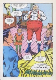 Extrait de Superman (Poche) (Sagédition) -88- Numéro spécial - Superman et le Père Noël