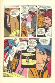Extrait de Superman (Poche) (Sagédition) -92- L'homme qui vit périr superman