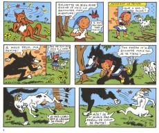 Extrait de Sylvain et Sylvette (Le grenier de) -3- Au secours, Barbichette !