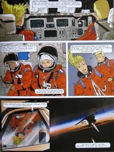 Extrait de Tania -4- Les diamants de l'espace