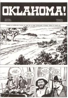Extrait de Tex (Maxi) (Clair de Lune) -1- Oklahoma !