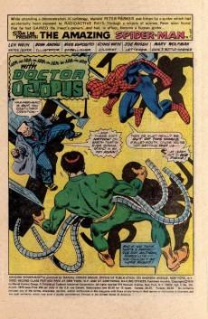 Extrait de Amazing Spider-Man (The) (1963) -159- Arm in arm in arm in arm in arm in arm with Doctor Octopus