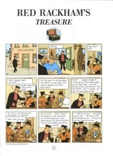 Extrait de Tintin (The Adventures of) -12f2002- Red Rackham's Treasure