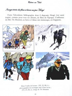 Extrait de Tintin - Pastiches, parodies & pirates -PIR- Retour au tibet