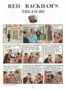 Extrait de Tintin (The Adventures of) -12d1995- Red Rackham's Treasure