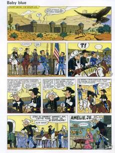 Extrait de Les tuniques Bleues -24Kid11- Kid Comics 11