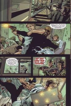 Extrait de Ultimates (The) (2002) -5- Hulk does manhattan