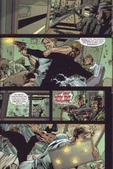 Extrait de Ultimates (The) (2002) -6- Giant man vs the wasp