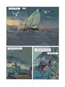Extrait de L'ultime chimère -2- L'île