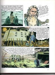 Extrait de Une bible en bande dessinée - Tome 1