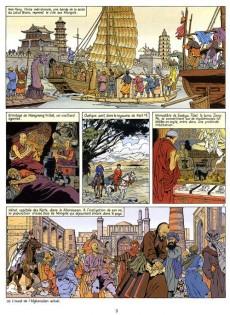 Extrait de Vasco -11- Le royaume interdit