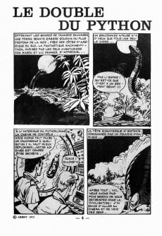 Extrait de Vengeur (2e Série - Arédit - Comics Pocket) -3- Le double du python