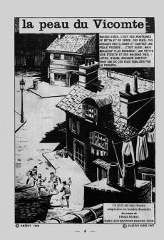 Extrait de Le vicomte (Comics Pocket) -1- La peau du Vicomte