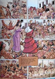 Extrait de Victor Hugo et l'affaire des filles de Loth -2- Le sang de Gommorhe