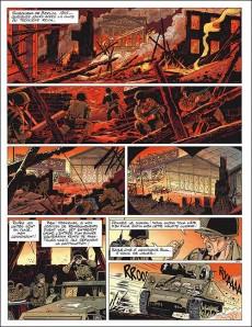 Extrait de Wayne Shelton -7- La lance de Longinus