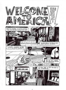 Extrait de Welcome to America -1- Welcome to america
