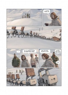 Extrait de Winter Freaks