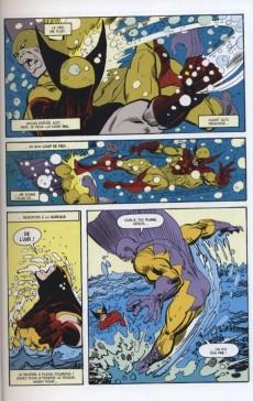 Extrait de Wolverine (l'intégrale) -3- Wolverine : l'intégrale 1990
