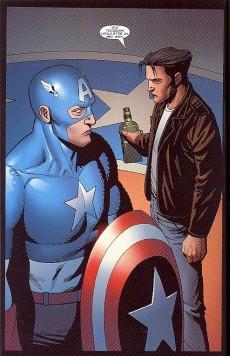 Extrait de Wolverine (Marvel France 1re série) (1997) -173- La mort de Logan (1)