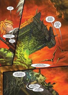 Extrait de World of Warcraft - Porte-Cendres -2- L'ordre de l'aube d'argent