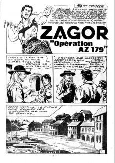 Extrait de Yuma (1re série) -228- Opération