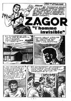 Extrait de Yuma (1re série) -233- L'homme invisible