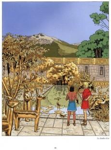 Extrait de Alix (Les Voyages d') -25- Les Incas