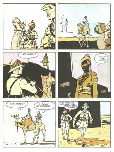 Extrait de À l'ouest de l'Eden - Tome 1984
