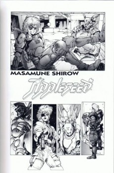 Extrait de Appleseed -4- Appleseed IV