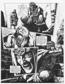Extrait de Arn -1b1992- La vengeance d'Arn