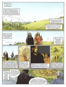 Extrait de Arthur (Chauvel/Lereculey) -2- Arthur le combattant