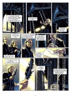Extrait de Asphodèle -3- L'ange noir