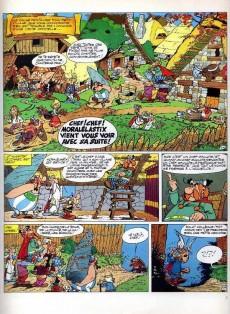 Extrait de Astérix -13- Astérix et le chaudron