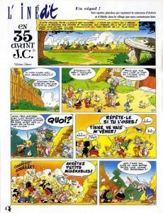 Extrait de Astérix (Hors Série) -5- Astérix journal exceptionnel