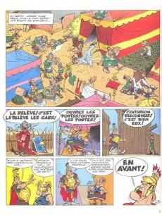 Extrait de Astérix -23b1986- Obélix et compagnie